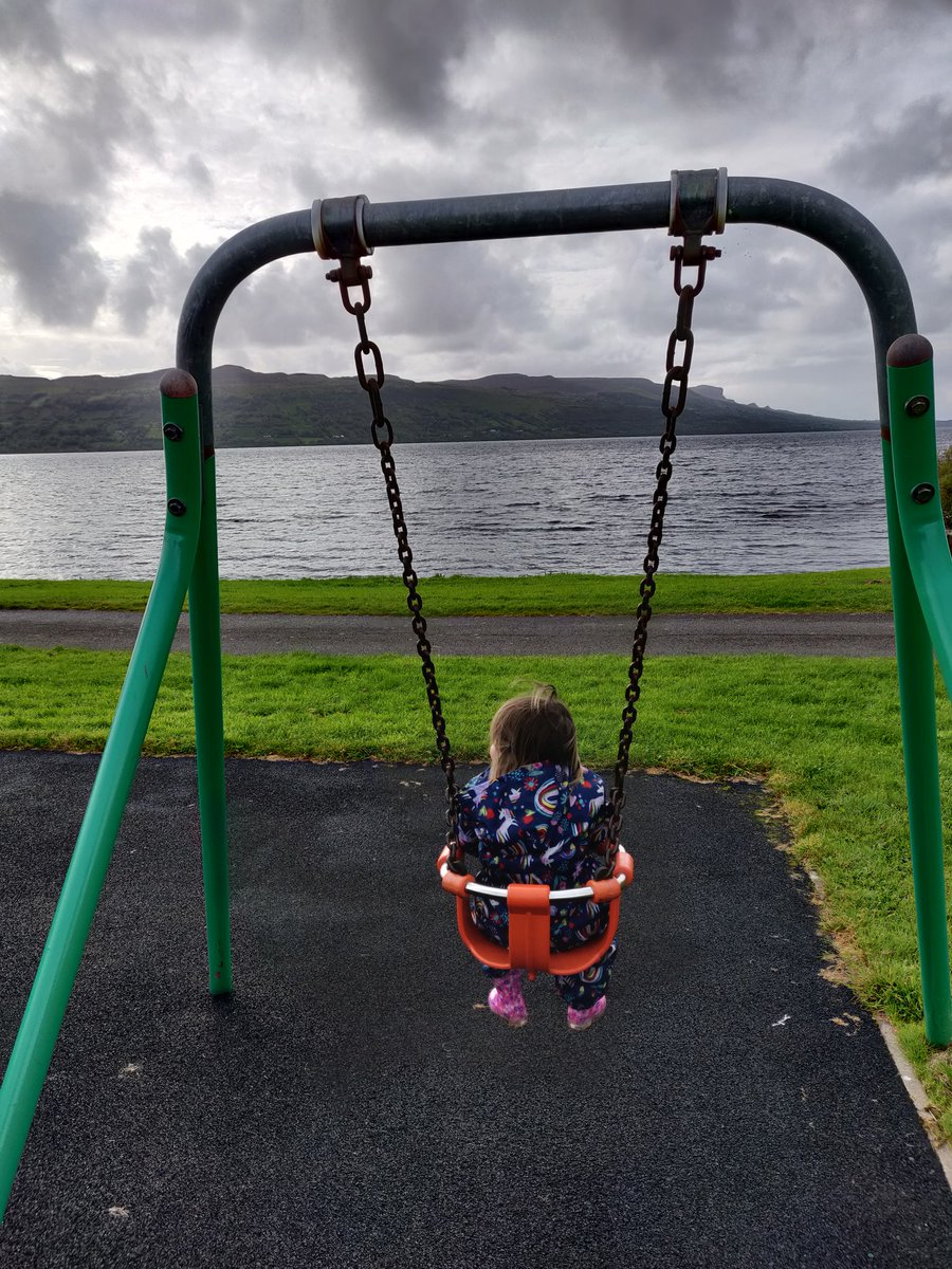I love Cherryvale as much as the next parent, buy the playgrounds in Fermanagh just have that little bit extra ✨