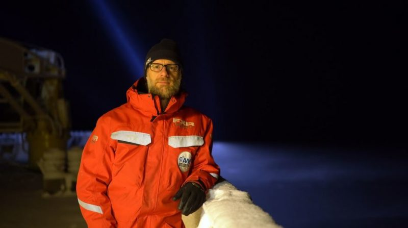 It's been one year since @MOSAiCArctic launched & we're celebrating w/ #expedition co-coordinator/research scientist Dr. Matthew Shupe!🚢 Dr. Shupe will share his favorite #Arctic experiences & answer student questions in the #livestream event w/ @EBTSOYP https://t.co/puOuxLO1LF https://t.co/j6kj9sAr1f