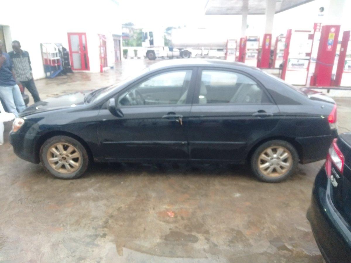 Don't dull....  Kia Cerato for sale.. Naija Used Super clean..2008 AC working P. Lagos Mainland... Price: Fair.  @CarDealerBot @LagosMegida @PELSAUTOS @bustopsng @Gidi_Traffic #lampardout