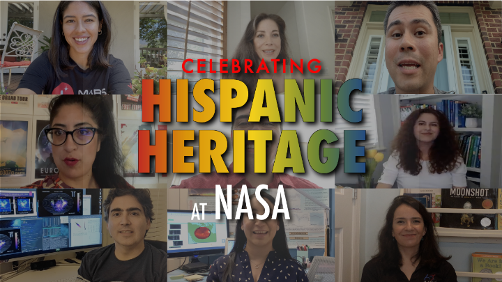 Join NASA TODAY for two #HispanicHeritage events! The first, at 3pm ET, is a bilingual episode of #NASAScience Live that will highlight the role our Hispanic employees play in NASA missions: youtu.be/xWmtxizuntI Then, join us at 4pm for a @Reddit_AMA: reddit.com/comments/j2k0ef