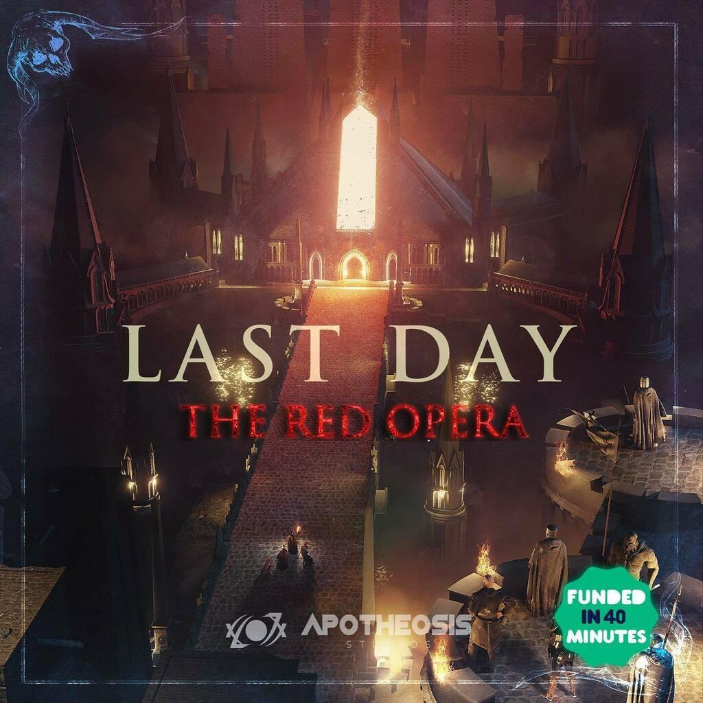 Last Day To finish this campaign! Join us until October 1st on Kickstarter at https://t.co/RKAiirnDoz . . .  #apotheosisstudios #fantasy #fantasyart #fantasybooks #fantasyfiction #graphicnovels #indiegame #indiestudio #dungeonsanddragons #rpg #tabletopga… https://t.co/DnVJlDnoLf https://t.co/eT3H7I82DG