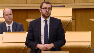 Oliver Mundell must not be allowed to return to the Scottish Parliaments chamber until he apologies to Scotland's FM   If you agree please RT https://t.co/stidZ0bxOl