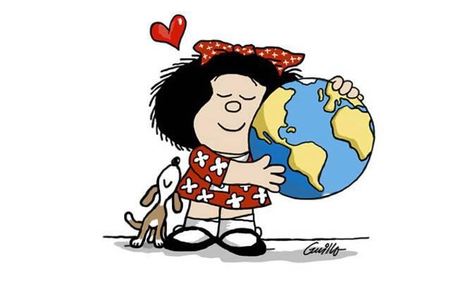 """E! Online Brasil on Twitter: """"MUITO TRISTE: Quino, argentino criador de  Mafalda, morre aos 88 anos. https://t.co/U9UdSUGB5v… """""""