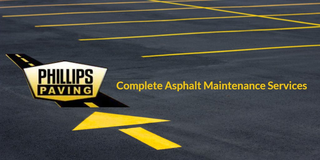 When was the last time you gave the #parkinglot at your #business a little TLC? Our team has the tools, knowledge, and experience to help you keep your parking lot in top shape! Contact us for parking lot #paving, #resurfacing, and #striping: https://t.co/mvqdEDvjte https://t.co/fNDte12PTL