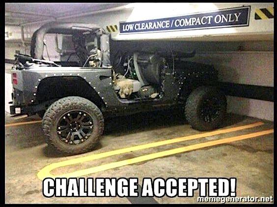 #jeepmeme #carmemes #carmeme #jeeplife #jeeplover #jeeplove #jeepnation #greatparking #parkinglot #creativeparking #parkingjob #funnypic #funnycar #carhumor #carjoke #jeeps #jeep #jeepparking #jeepparkingonly #jeepmemes https://t.co/5e7peV6Y05