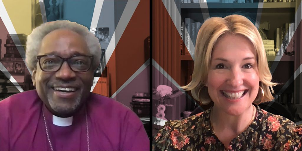 Looking for a post-debate dose of love and hope? @pb_curry is just the person. This conversation reminded me that the hard, gritty work of love is the best antidote to fear. His new book is Love is the Way: Holding on to Hope in Troubling Times. https://t.co/cWLYW9of64 https://t.co/pEurVHLmNJ