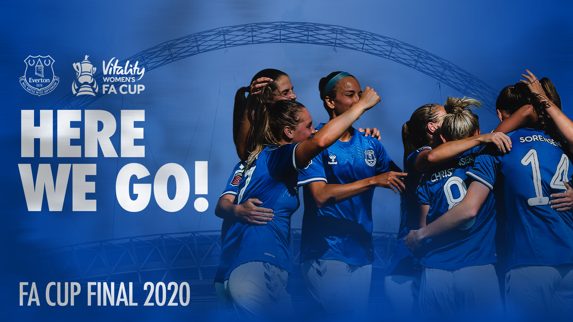 Everton Women On Twitter That S It We Re Going To Wembley Womensfacup