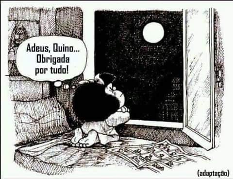O adeus de Quino, mestre do traço e pai da Mafalda