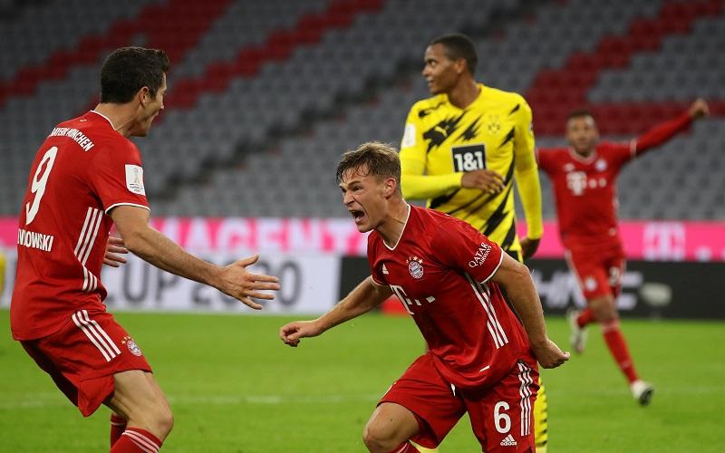 Xem lại bóng đá Bayern Munich vs Dortmund, Siêu cúp Đức (1/10)