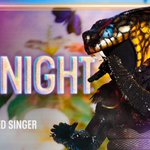 Image for the Tweet beginning: The Serpent on @MaskedSingerFox is