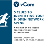 Image for the Tweet beginning: Understanding your network spend shouldn't