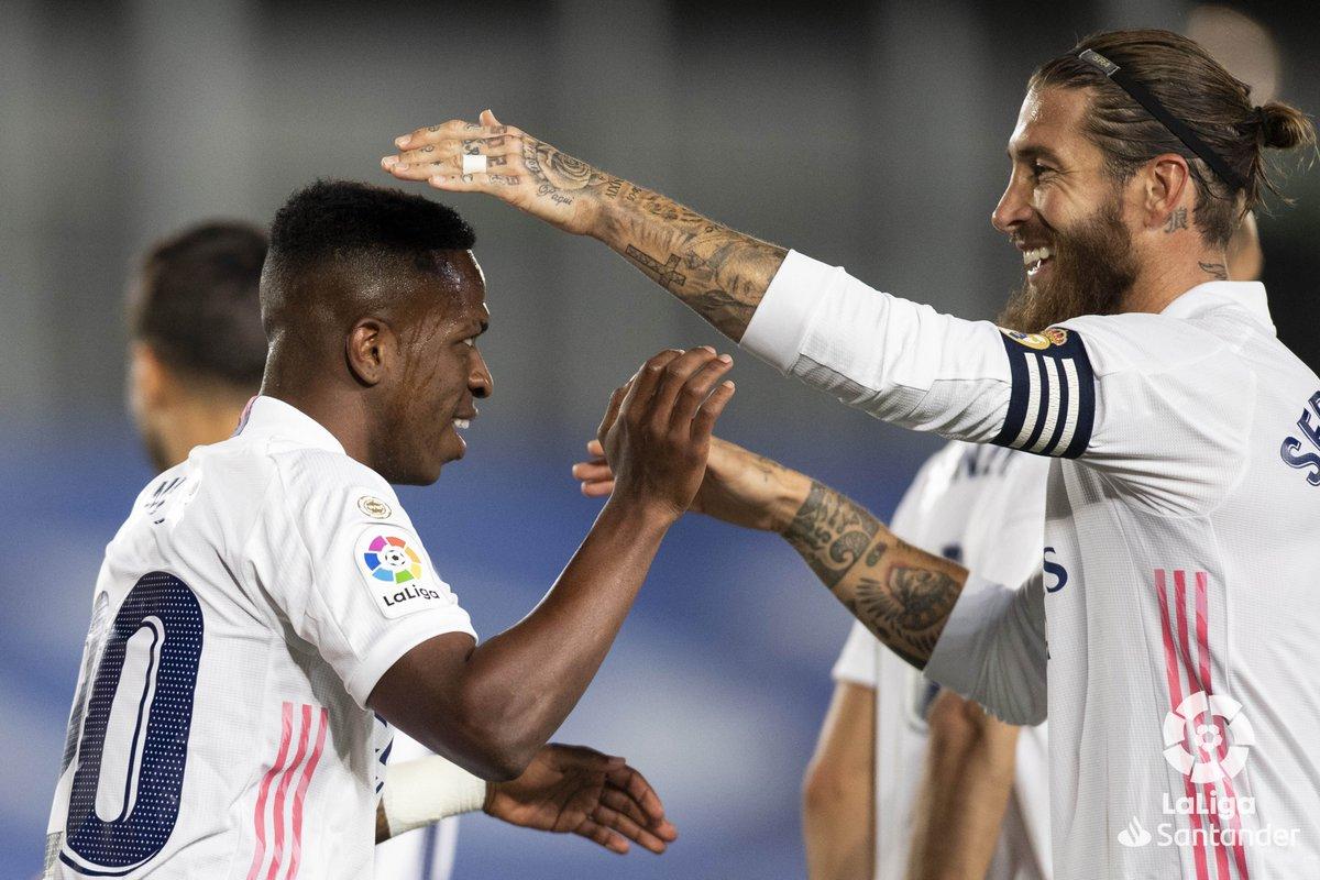 Xem lại bóng đá Real Madrid vs Valladolid, La Liga (1/10)