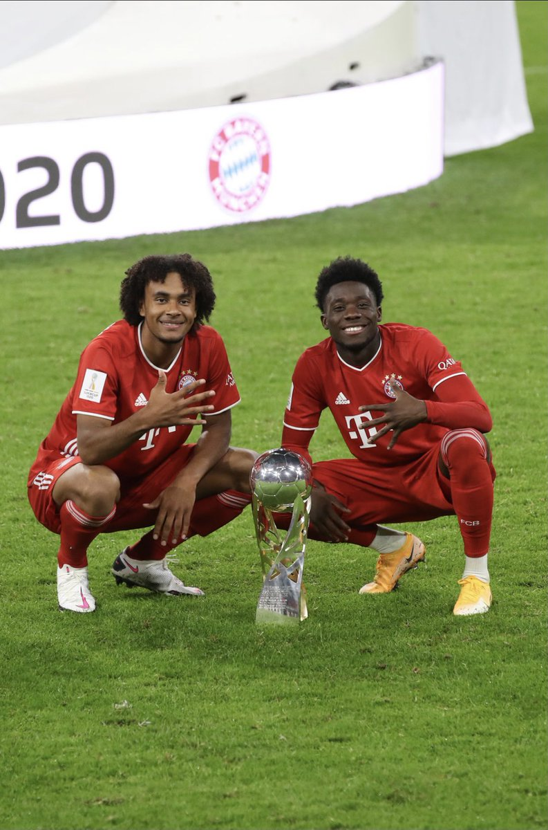 German super cup champions 🙏🏾 #AD19⚡️