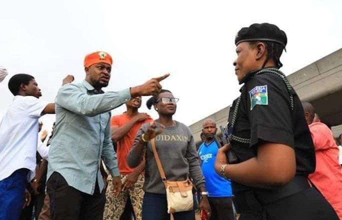 Right To Protest Is Fundamentally Backed By Constitution, CORE Tells @PoliceNG   Sahara Reporters https://t.co/tkGtQzWgDZ #October1stProtest #RevolutionNow https://t.co/WBausuNrQ4