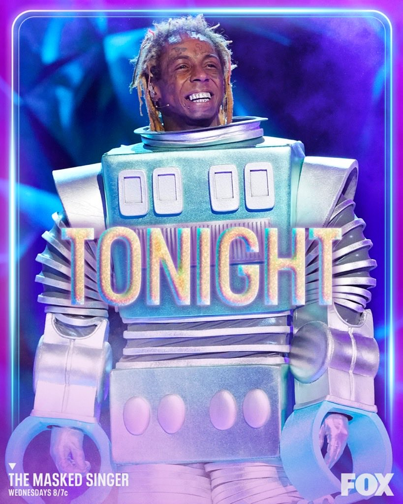 TONIGHT! I can't wait to see who gets unmasked on the @MaskedSingerFOX at 8/7c FOX. Stick around after #TheMaskedSinger for @SeeYourVoiceFOX. #ICanSeeYourVoice https://t.co/OCeiFBWDXL