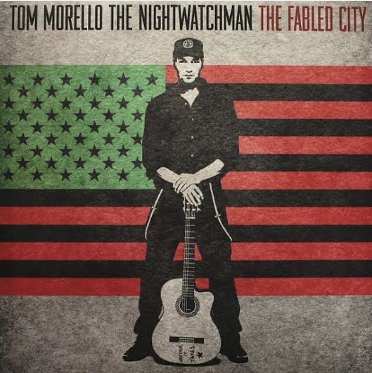 I really enjoyed singing with you @tmorello. It was a long way to that wearhouse complex where you were recording. Out near Magic Mountain?! I may have asked you to join us at Lolla that summer, which I believe you did. Thru the Covid drill, glad we're here still.