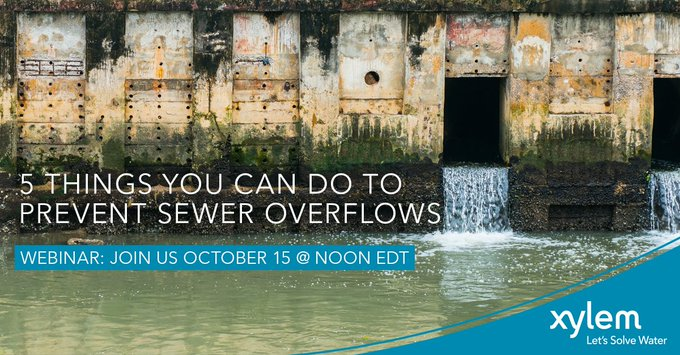 By combining digital #DecisionIntelligence solutions w/ optimized engineering strategies, utilities can prevent #seweroverflows and save communities m...