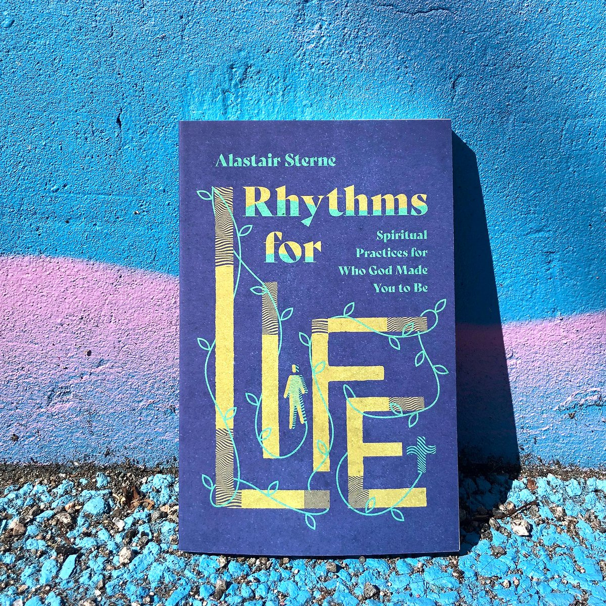 Start living the life that God has called you to live.   Pastor @alastairsterne wrote 'Rhythms for Life' with the hopes of helping you discover spiritual practices that bring you closer to who God made you to be.   Order #RhythmsForLife now: https://t.co/h9kBdur5wi https://t.co/KL6qUSWwXc