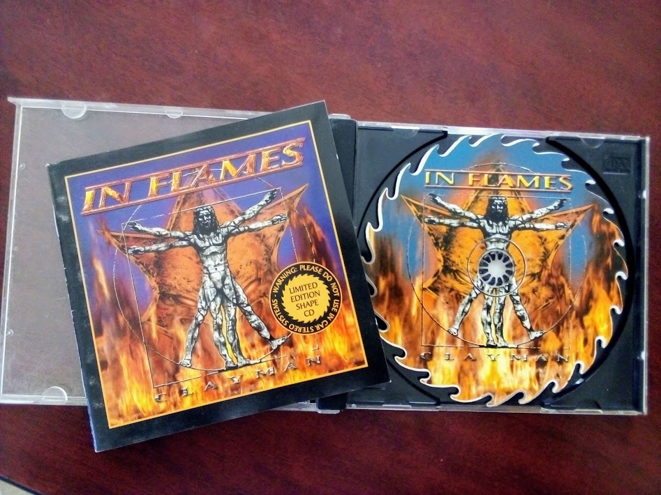 Hoy tocó escuchar esta chuleta! @InFlames_SWE   #InFlames #Special #Edition #Music #Album #Metal #Sweden #Gothenburg #Mexico #Live #Fest https://t.co/lteYiWhlkK