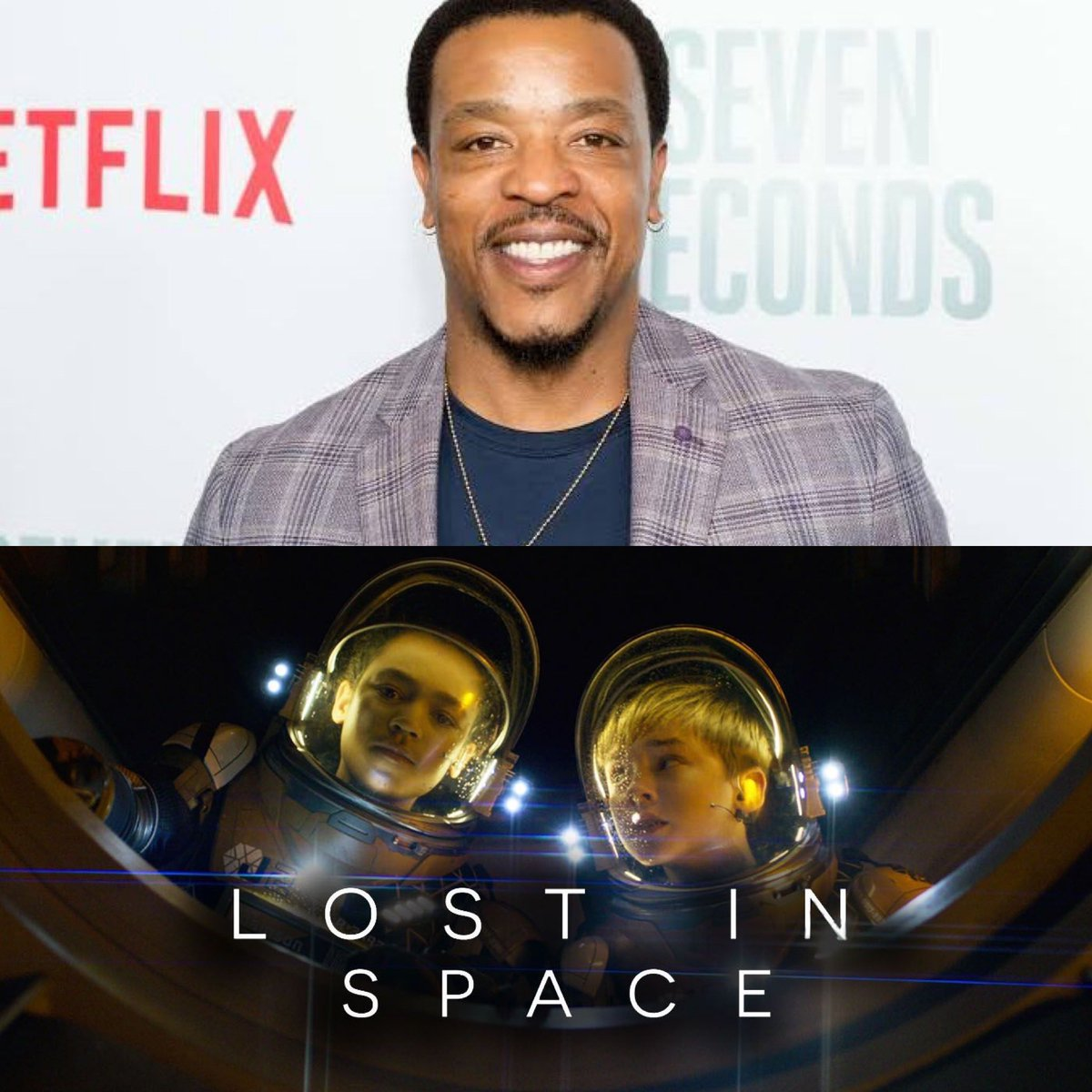 #RussellHornsby has joined the cast of #Netflix's #LostinSpace for the series' third and final season. Hornsby's role will be a recurring guest star.  #LostinSpacenetflix #TobyStephens #MollyParker #MaxwellJenkins #MinaSundwall #TaylorRussell #IgnacioSerricchio #ParkerPosey https://t.co/0iX7nA7r1S