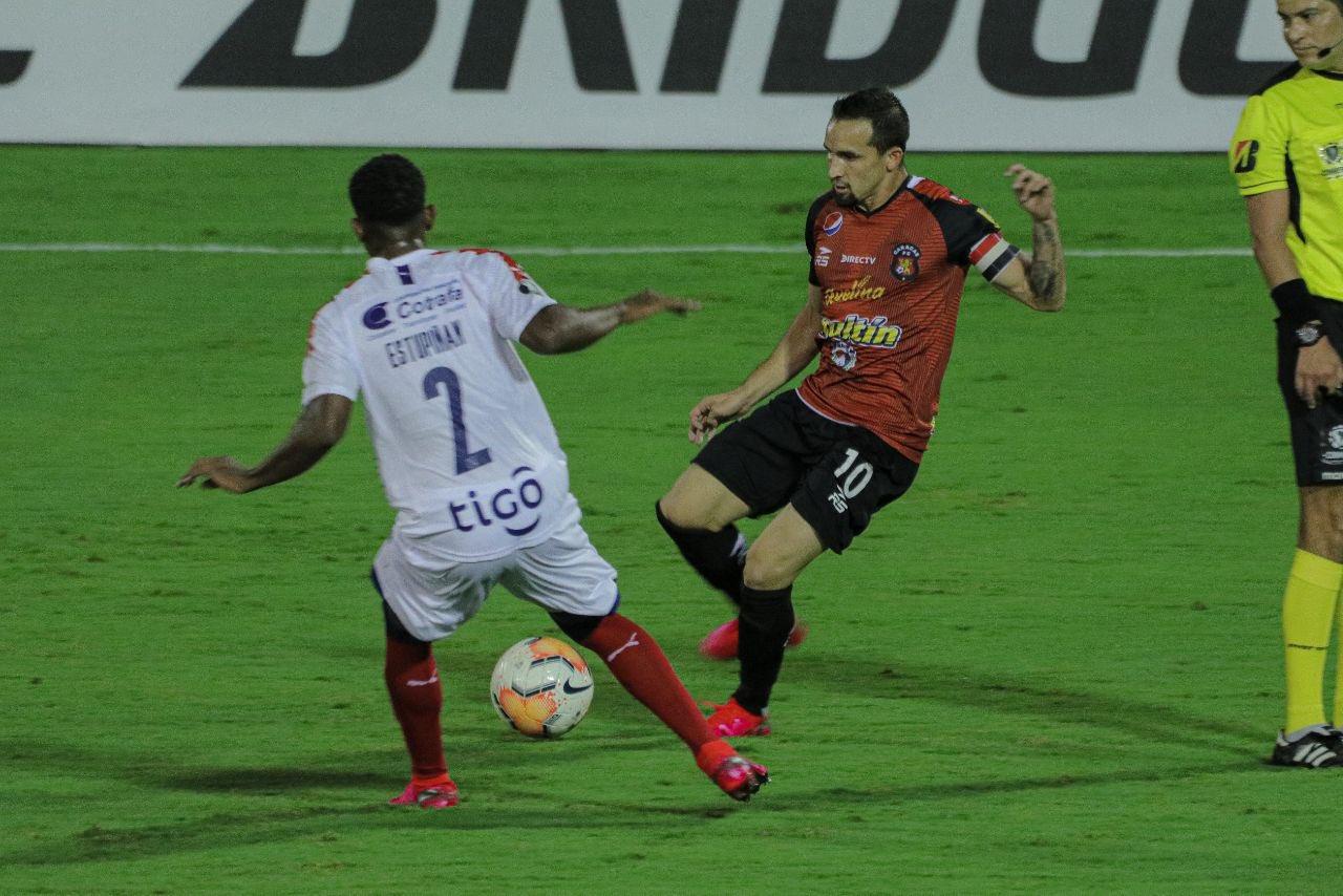 Caraca FC pierde ante el DIM