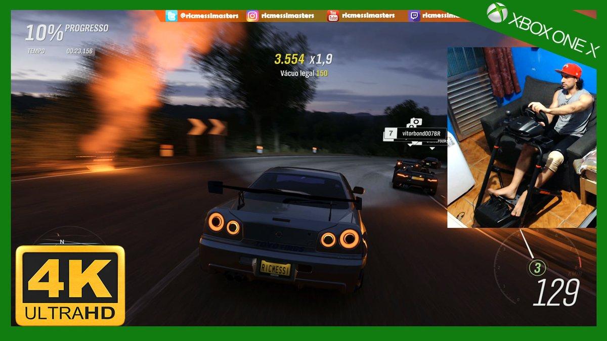 Forza Horizon 4 - Paul Walker Nissan Skyline R34 GT-R  https://t.co/wnKJo1qWHy  #forzahorizon4 #xboxonex #xbox #racing #g920 #games #logitech #youtube #games #gameplay #4k #videos4k https://t.co/uJvVk1tASG