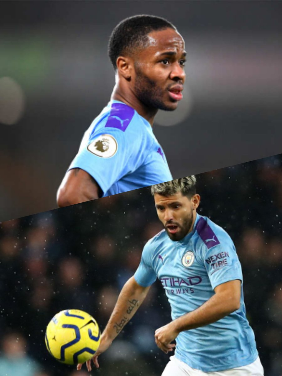 The kind of chances Sterling got yesterday, if it was Aguero he would have scored 7 goals 😂 Shows the clear difference between a winger and a striker. But to be fair to Sterling he was really quick to get to those balls in the 1st place.  #ManCity #MCFC #WNRH https://t.co/0o9TNWdaf0