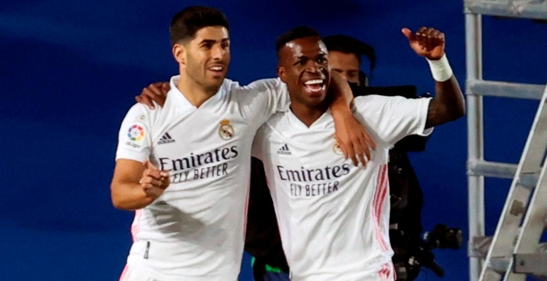 Vinicius resolvió para el Real Madrid  #featured #LaLiga #LaLigaSantander #ligabbva #ligadecampeones #realmadrid #RealMadridvalladolid https://t.co/lvTjiD6BM3 https://t.co/yf1dnzfYgx