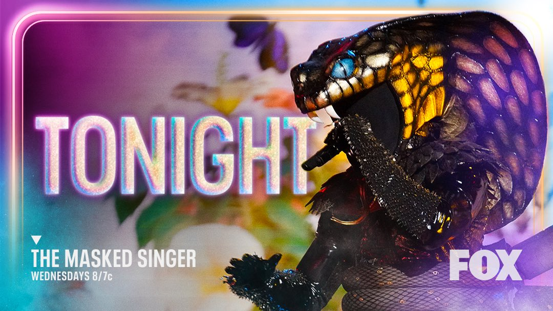 Soooo excited for @MaskedSingerFOX tonight! 8pm . Who's watching?!! #TheMaskedSinger https://t.co/8aL4iJJkob