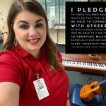 Image for the Tweet beginning: Elizabeth Habib, Elementary Music Teacher,