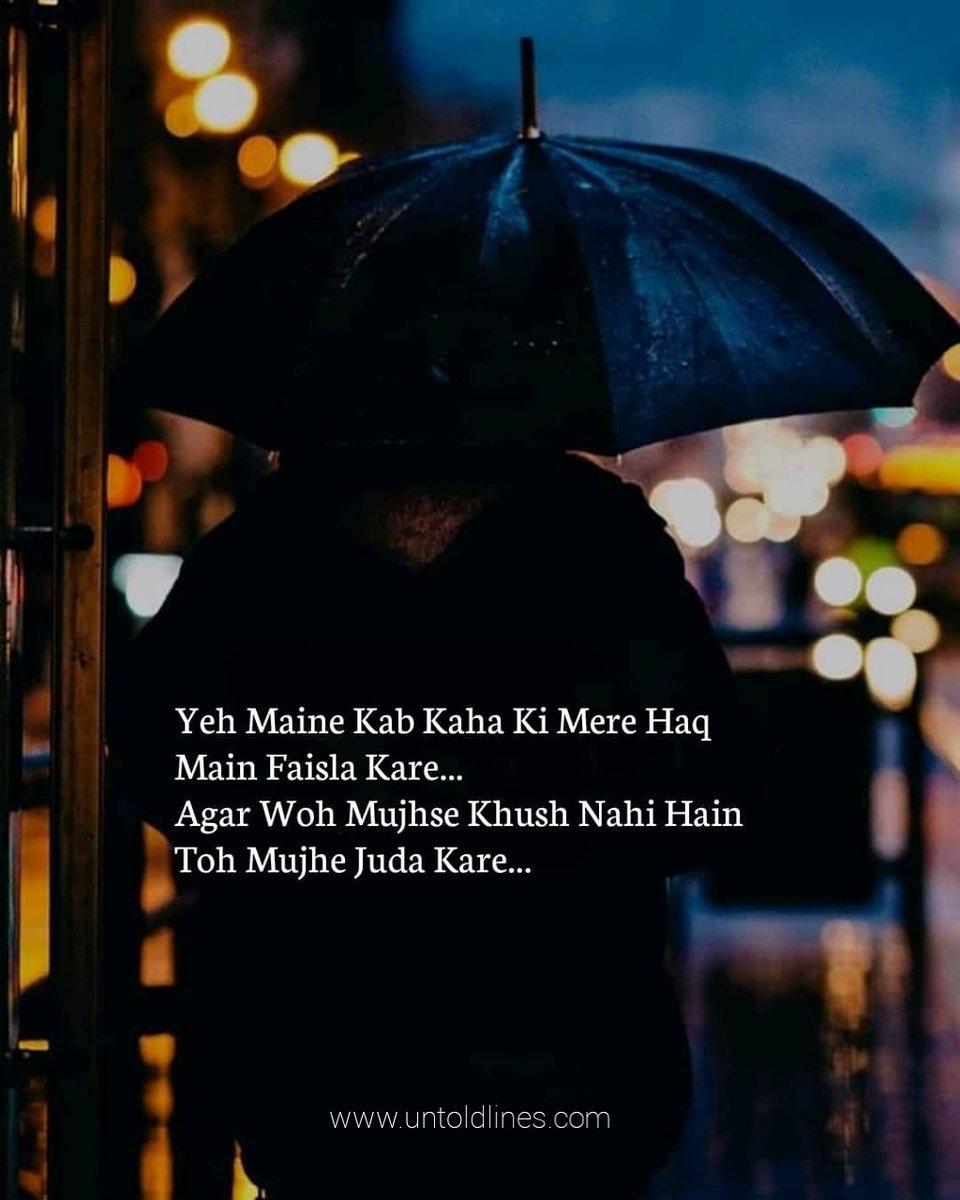 #UntoldLines #Lovepoetry #LoveShayari# BestLoveShayari #LoveShayari2020 #NewLoveShayari #lovepoetrystatus  #shayari #love #poetry #quotes #shayar #lovequotes #sad #writer #urdupoetry #hindishayari #writersofinstagram #followforfollowback #thoughts #instagram #shayarilover https://t.co/Uorv8YqFsa