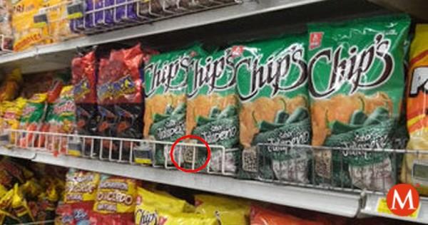 Así es como los productos esconden los sellos que advierten sus daños a la salud  https://t.co/OFV3IyBunz https://t.co/OWIItvG0sv