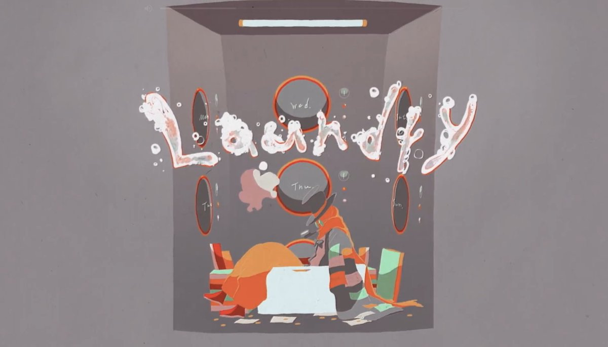 Yoh Kamiyama – Laundry