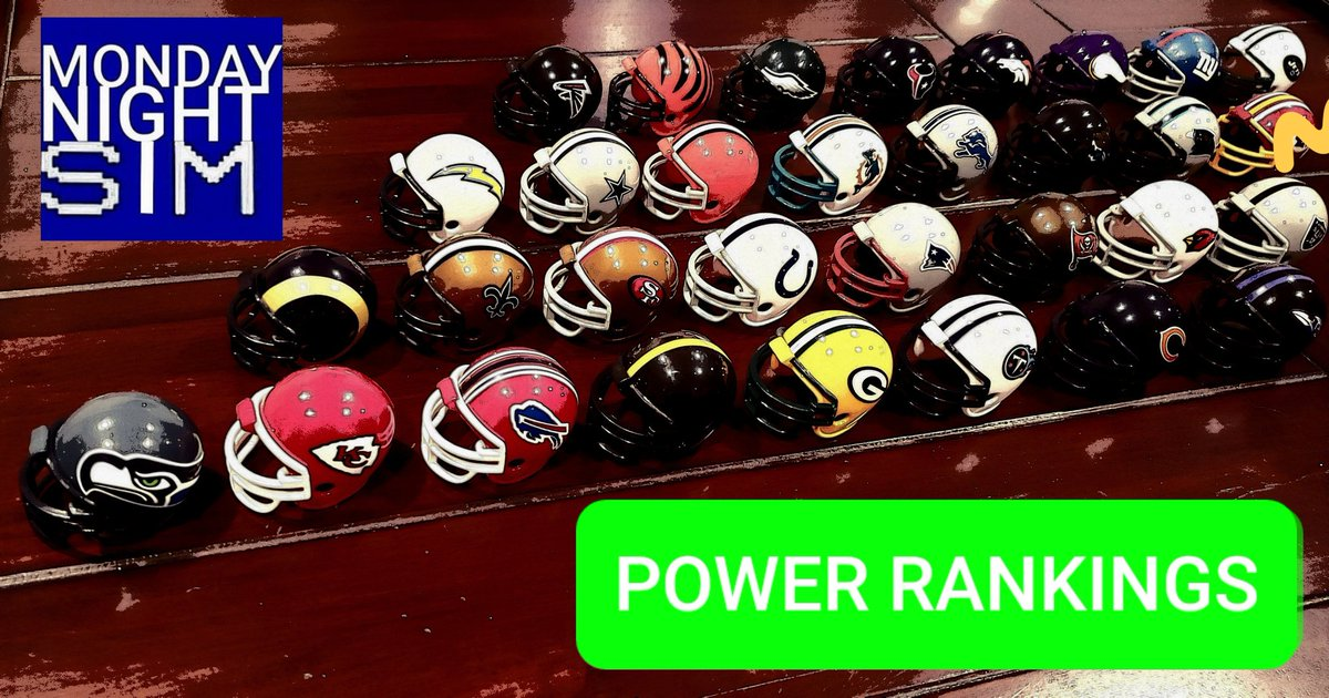 NFL power rankings after Week 3: #Seahawks at No. 1, of course. https://t.co/UEHjAgCa7m