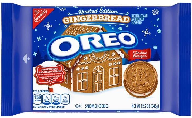 RT @RosannaPansino: Can't wait to try these! Oreo released a new gingerbread flavored cookie! 🍪❤️ https://t.co/Fxf2Dtpry1