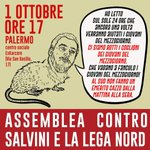 Image for the Tweet beginning: PALERMO: ASSEMBLEA VERSO LA MANIFESTAZIONE