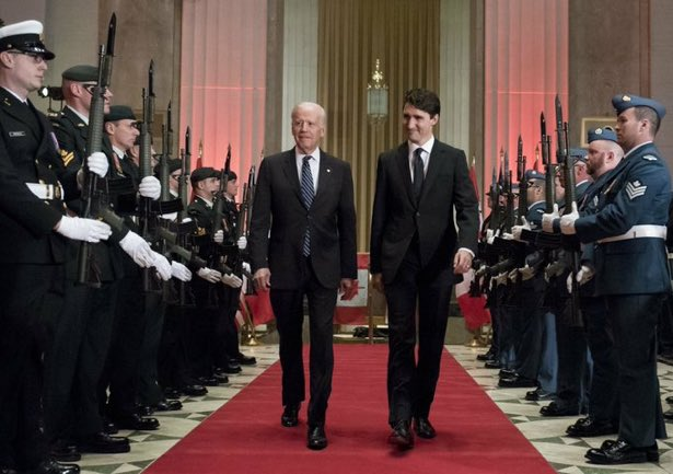 Armed with will and determination And grace, too. 33 days. 10/10. @JustinTrudeau @JoeBiden https://t.co/UiWt8khvvt