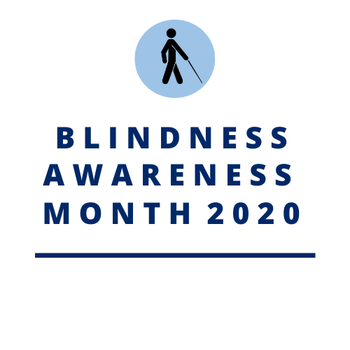 We are celebrating #BlindnessAwarenessMonth with a packed programme of events & podcasts on accessible #technology , inspiring #stories from #youngpeople and we will be showcasing #employers who are getting it right. Watch this space > https://t.co/ZqHiHOH7Et https://t.co/9mbXPCXvOS