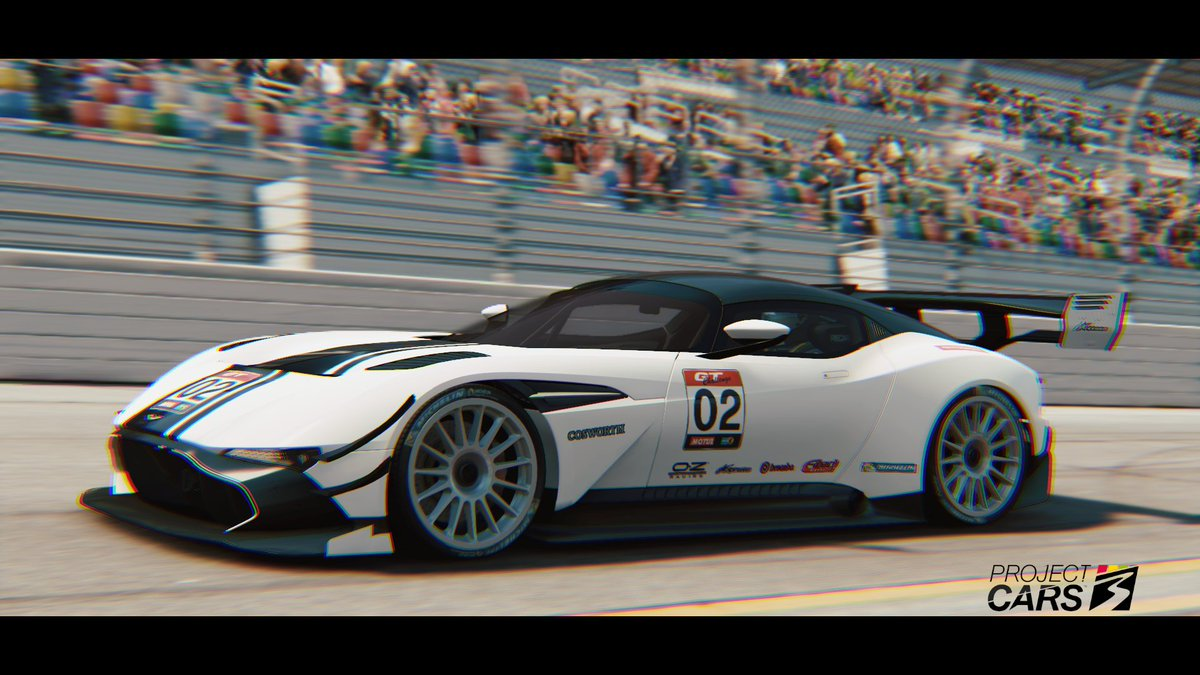 #GhostArts #ProjectCars3 https://t.co/WwCd5GiBuF