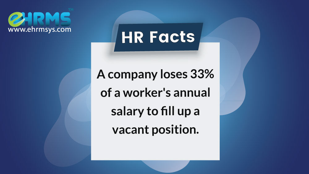 It is difficult to fill up a vacant position if an employee quits the job as it requires capital & also takes time & energy.  Book a Free Demo Now - https://t.co/KdUAxjd0Zs  #eHRMS #HR #HRMS #HumanResources #HRSoftware #PayrollSoftware #WFH #ThursdayThoughts #ThursdayMorning https://t.co/YW3ESvYvjx