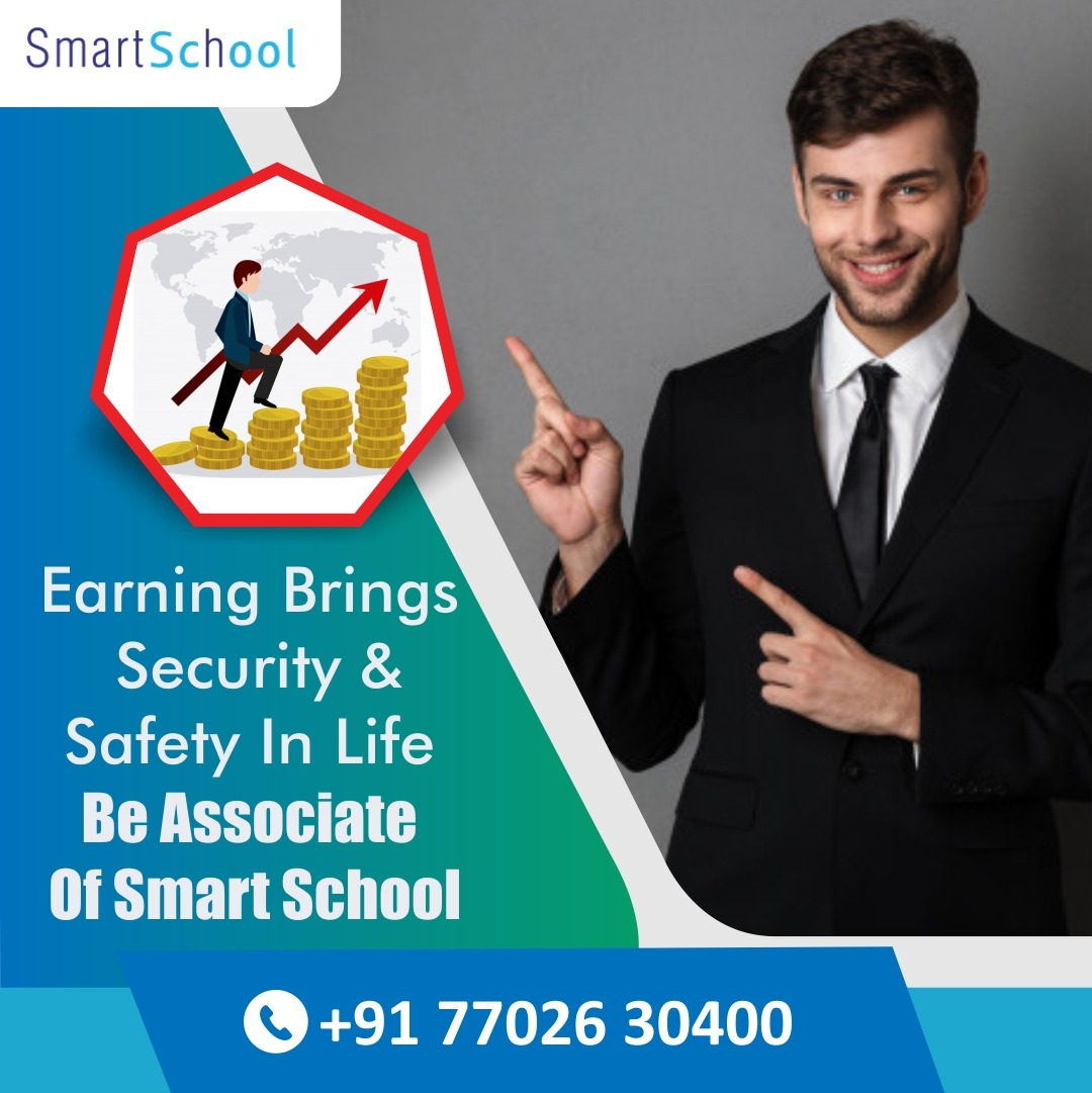 Earning Brings Security & Safety In Life Call- +91 7702630400 #edtech #education #elearning #onlinelearning #edutech #technology https://t.co/puxUhzrySP