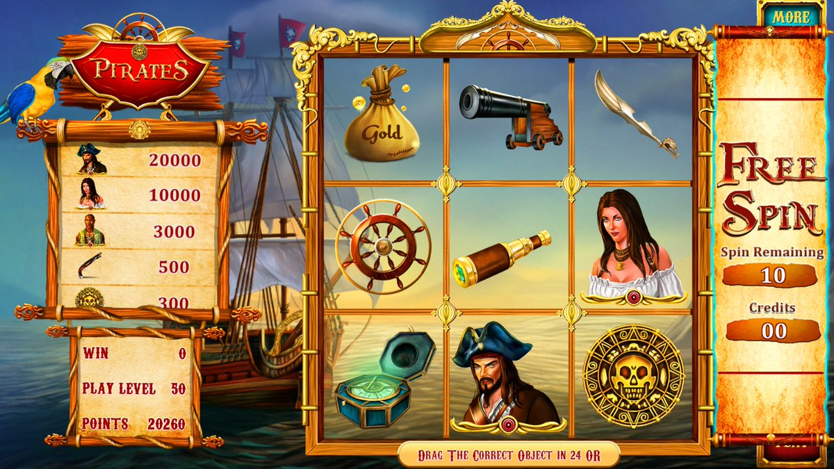 Have #fun with our venturous #Pirates Skill Game in #USA. Pirates #SkillGame comes with the latest & impressive #skillmachine to keep you entertained.  Visit: https://t.co/Y8Ok3IP5Tk  #SkillGames #PASkillGames #SkillGamesPA #PennsylvaniaSkillGames #SkillGamesPennsylvania https://t.co/hOBLdcjJ9b