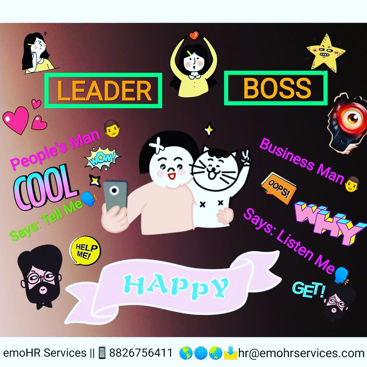 A Leader or A Boss Choose Wisely...! #career #job #jobs #education #motivation #careergoals #hiring #recruitment #work #employment #goals #inspiration #careers #love #employee #college #careerchange #hr #leadership #nowhiring #careeradvice #life #careerdevelopment #training https://t.co/yAWjx5w3PO
