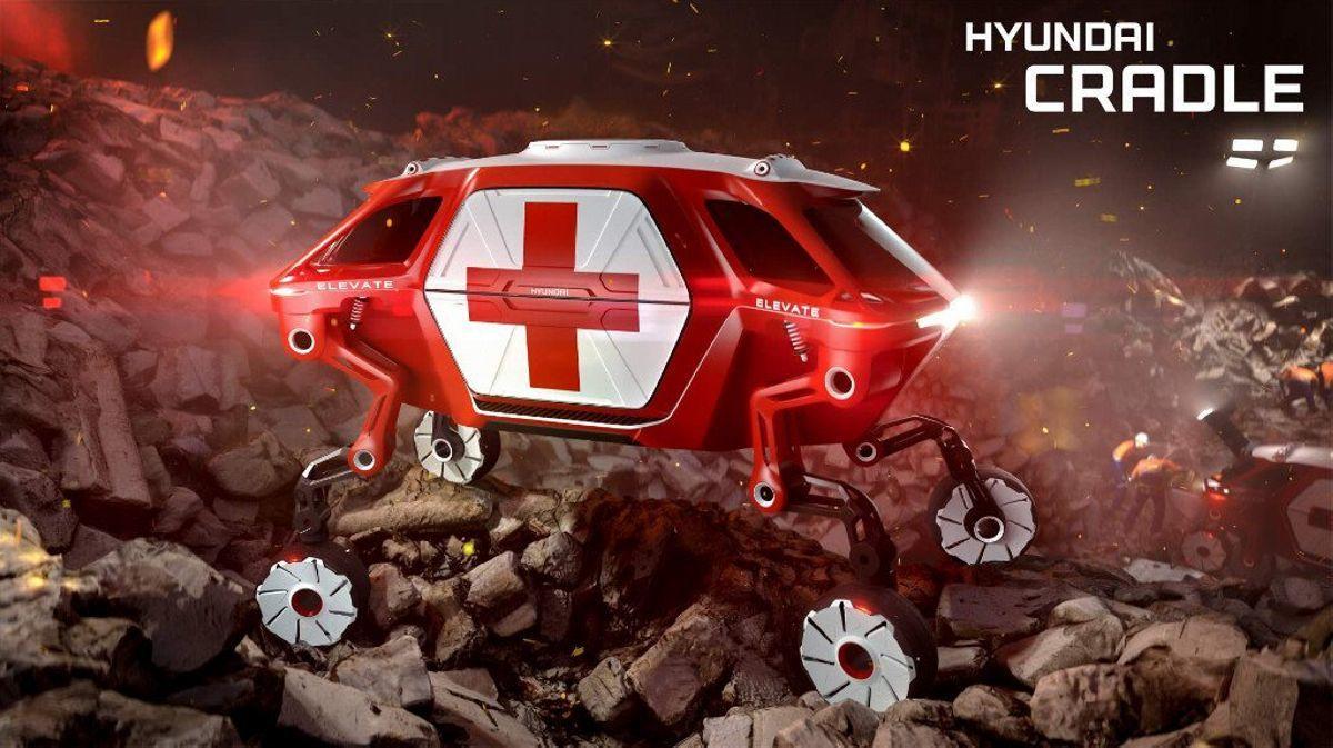 El extraordinario y futurista Hyundai Elevate concept será realidad en breve  https://t.co/XXDbkN10ZD  @HyundaiEsp @HyundaiPR_es @Hyundai_Global #Hyundai #hyundai https://t.co/hIZvgIznxh