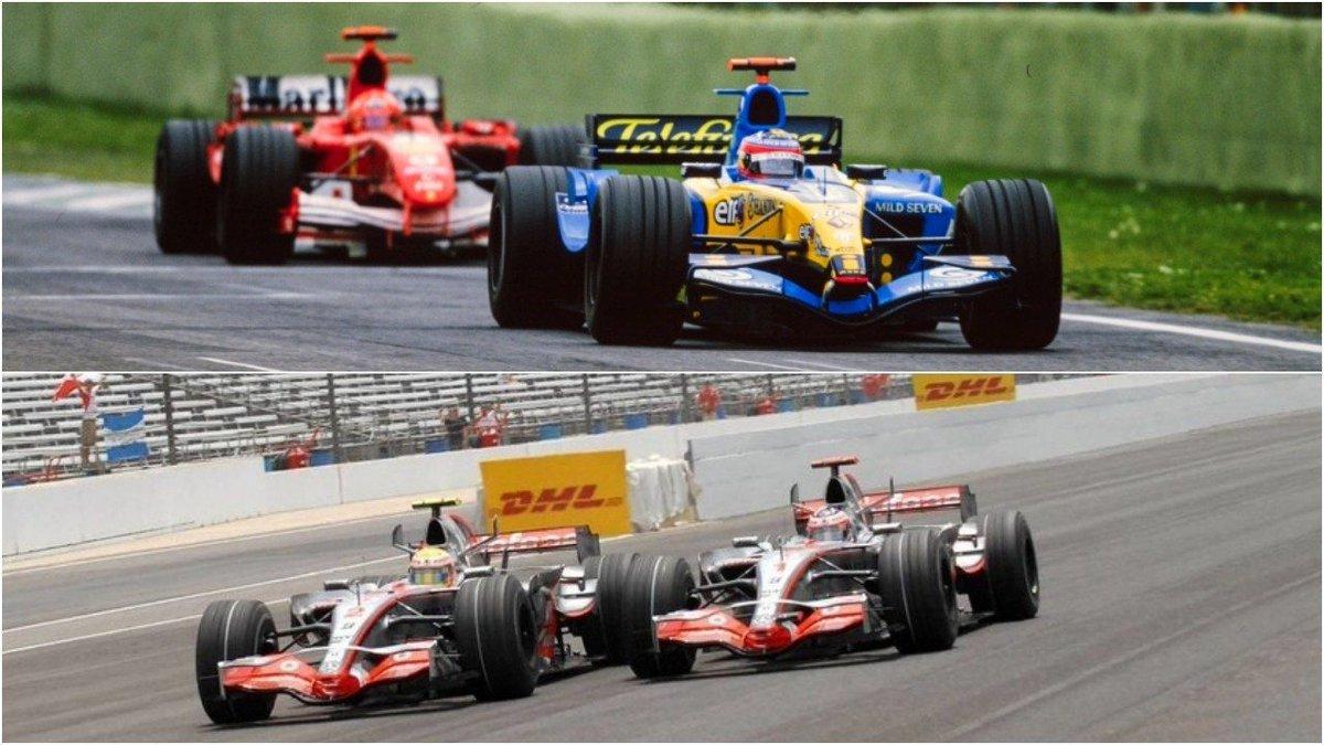 #F1   Alonso responde a la gran pregunta: ¿Schumacher o Hamilton?  ➡️ https://t.co/zs0BN31GqD  #Fórmula1 @alo_oficial @schumacher @LewisHamilton https://t.co/0hRI0Grh2Q