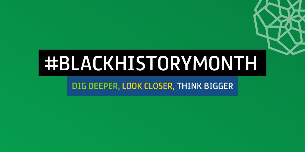 """We will be celebrating 2020's #BlackHistoryMonth theme """"Dig Deeper, Look Closer, Think Bigger"""" by celebrating Black contributions to #pharmacology & drug development; researching #HiddenStories - and making change as we look to the future. Read more: https://t.co/dTMvF1N5VE https://t.co/SGgfJIKyH6"""