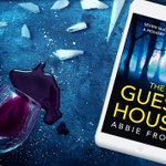 Image for the Tweet beginning: Spooky October read anyone? #TheGuesthouse