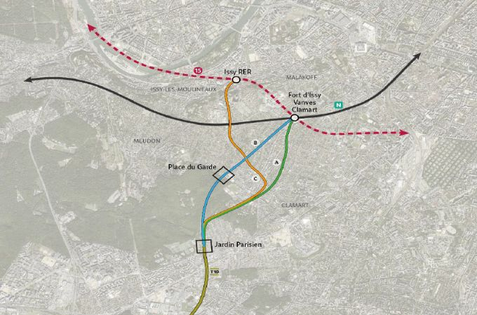 Tramway T10 : Antony - Clamart - Page 2 EjOxndZXkAIGuYf?format=jpg&name=large