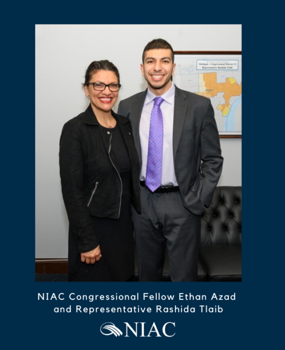 THREAD  1) Did you know that Rep. Rashida Tlaib has ties with #Iran's lobby group @NIACouncil?  Let's dig in. https://t.co/CSugvoYAvt