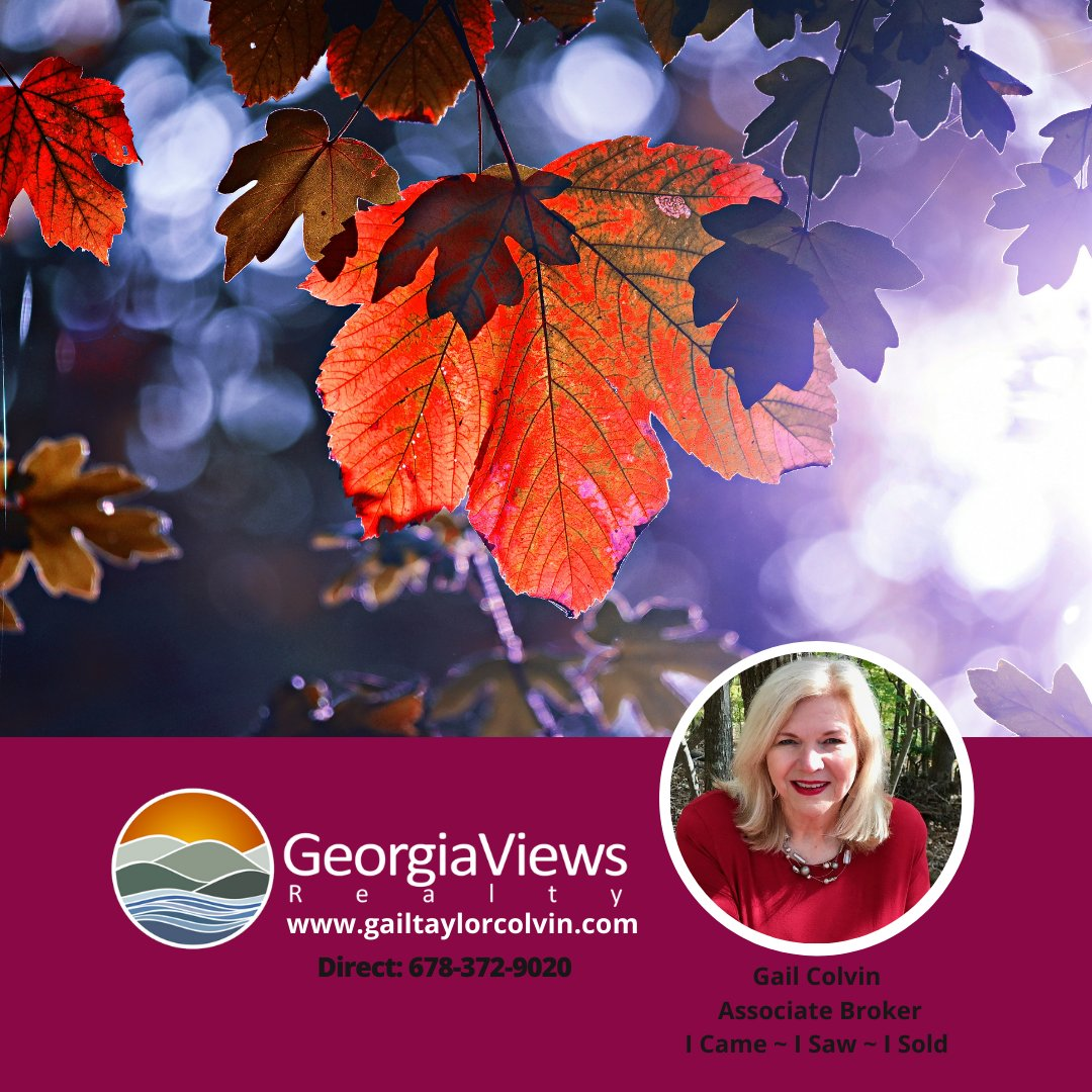 May October bring happiness, love, laughter!  #gailtaylorcolvin #georgiaviewsrealty #northgamountainqueen #metromountainrealestatequeen #realestate #Realtor #dreamhome #homesweethome  #thereisnoplacelikehome #emptynest #countrylife #mountainlife #wanttomove https://t.co/NQvn9dEpdF